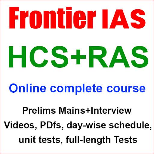 HCS + RAS (Prelims + Mains + Interview) Course